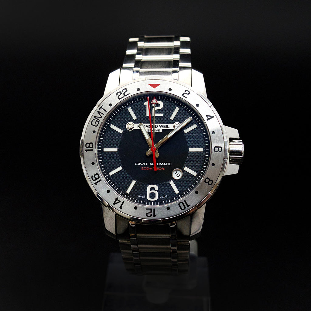 Raymond Weil Gent's Watch, second hand watches, pre owned watches, nouveau jewellers, manchester jewellers, watches