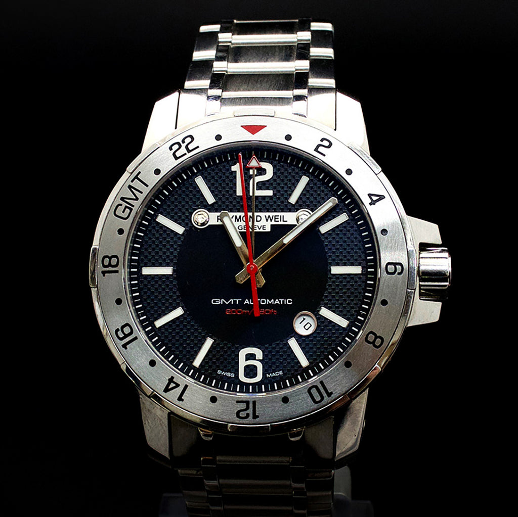 Nouveau Jewellers, Raymond Weil Watch, refurbished watches, Manchester jewellers