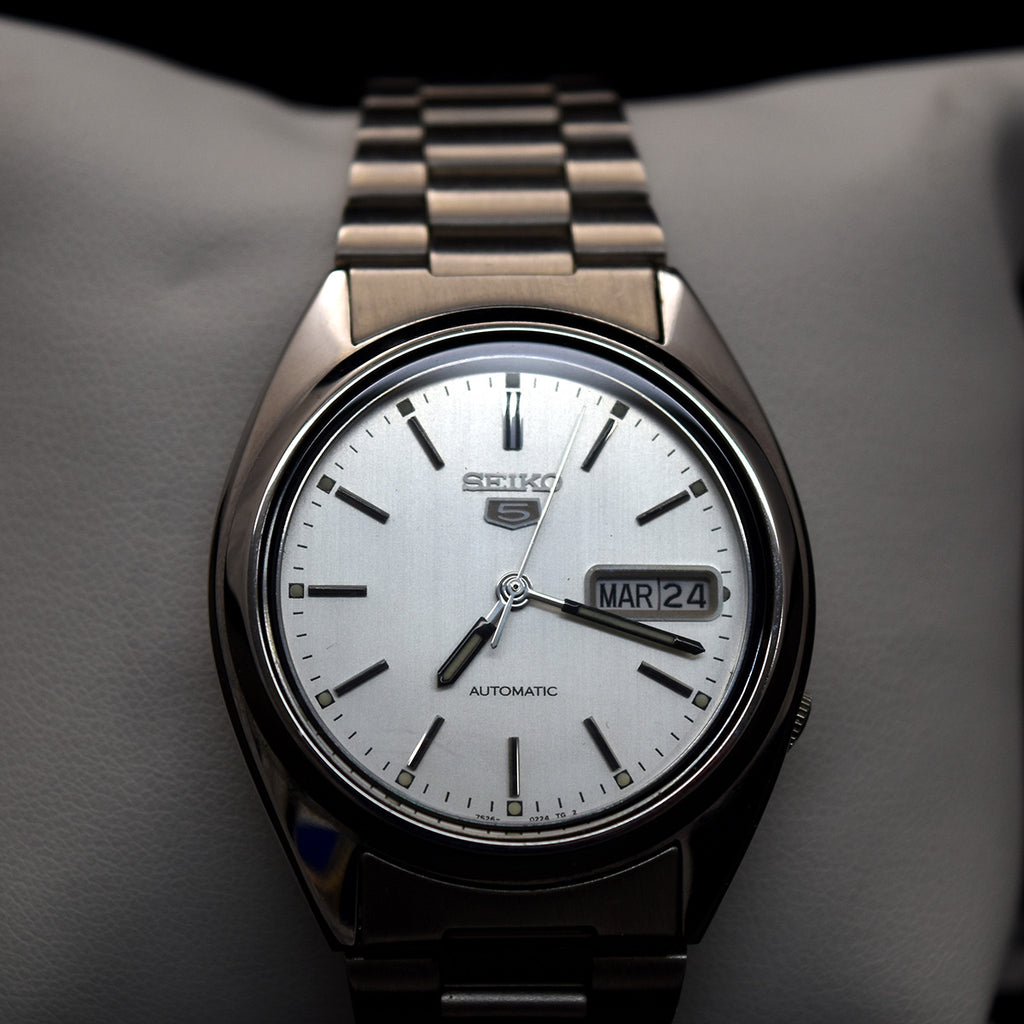 Seiko Gent's Watch, pre owned watches, second hand watches, watches, nouveau jewellers, manchester jewellers