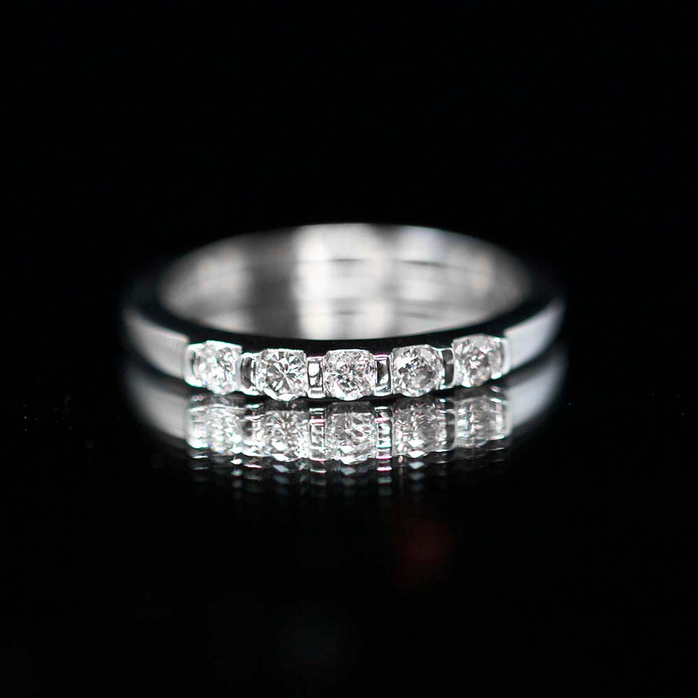 Eternity rings, nouveau jewellers, manchester jewellers, diamond wedding ring, promise ring