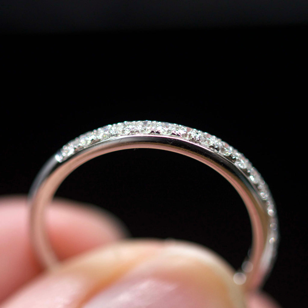 Eternity rings, nouveau jewellers, manchester jewellers, diamond ring, diamond wedding ring, promise ring