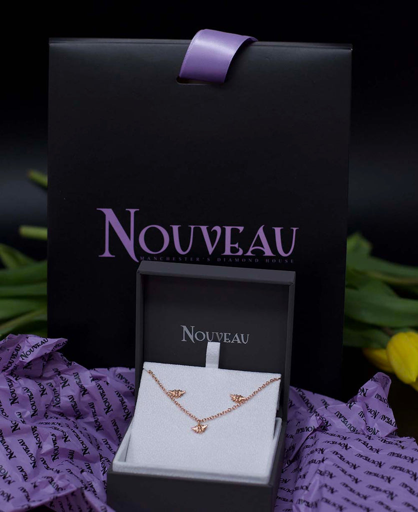 Nouveau Jewellers, Manchester bee gifts, Bee Jewellery, manchester independent jewellers
