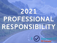 2021 Professional Responsibility