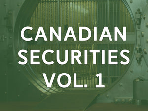 Canadian Securities Volume 1