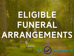 Eligible Funeral Arrangements