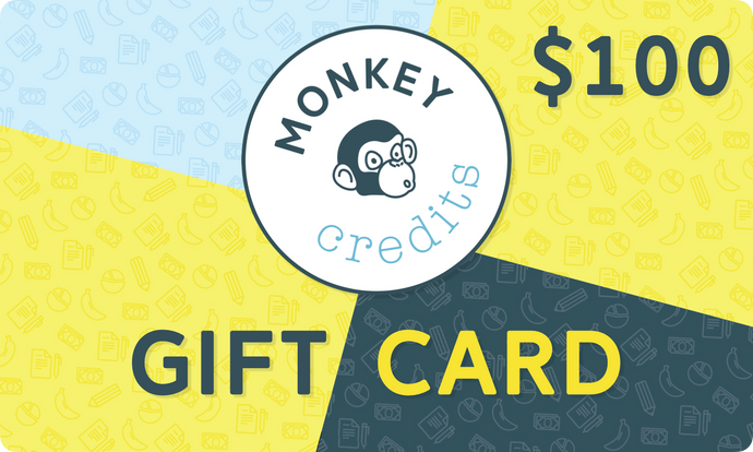 Monkey Credits Gift Card