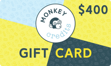 Load image into Gallery viewer, Monkey Credits Gift Card