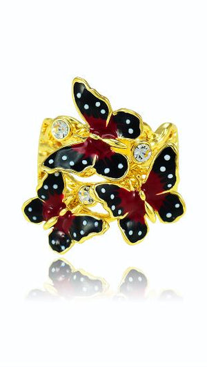 INEL ROYAL BUTTERFLIES - COLORS