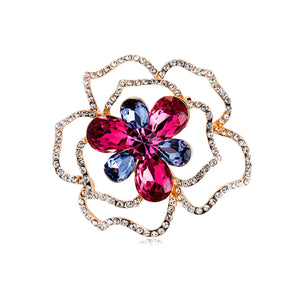BROSA FLOWER POWER - RED