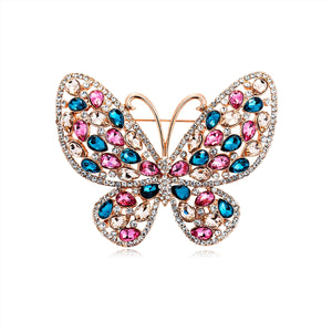 BROSA RAINBOW BUTTERFLY - GOLDEN