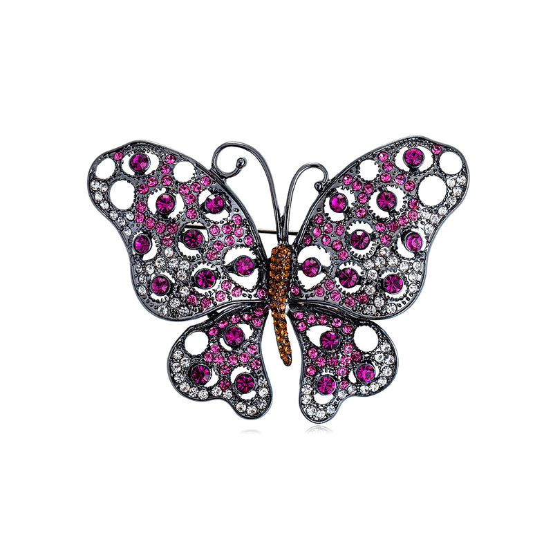 BROSA PINK BUTTERFLY