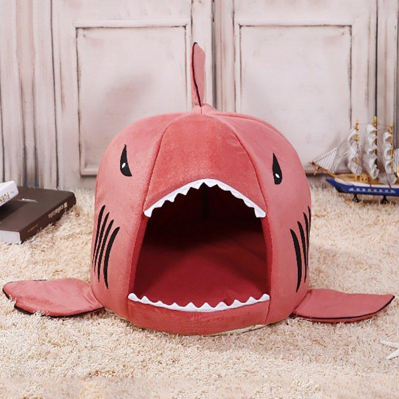 Frenchie Shark House (washable)