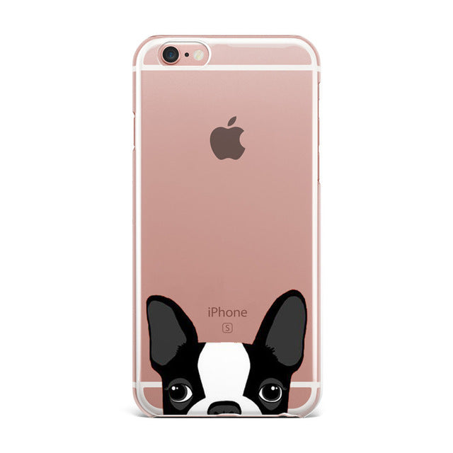 Cute Frenchie iPhone Case