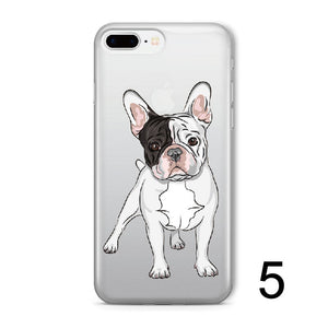 Frenchie Puppy iPhone Case! Soft & Clear