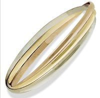 Gold Russian Bangle