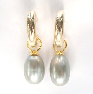 Pearl and Gemstone Drops