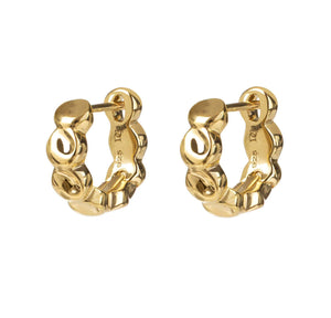 Palermo Hoop Earrings