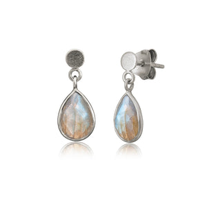 Suri Dewdrop Gemstone Earrings