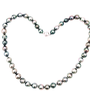 Tahitian Pearl 9-10mm Necklace