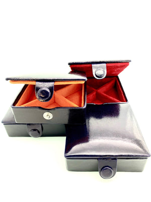 Leather Jewellery Travel Cases