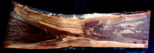 Claro Walnut Wood Natural Edge Table Slab Kiln Dried WA1054K