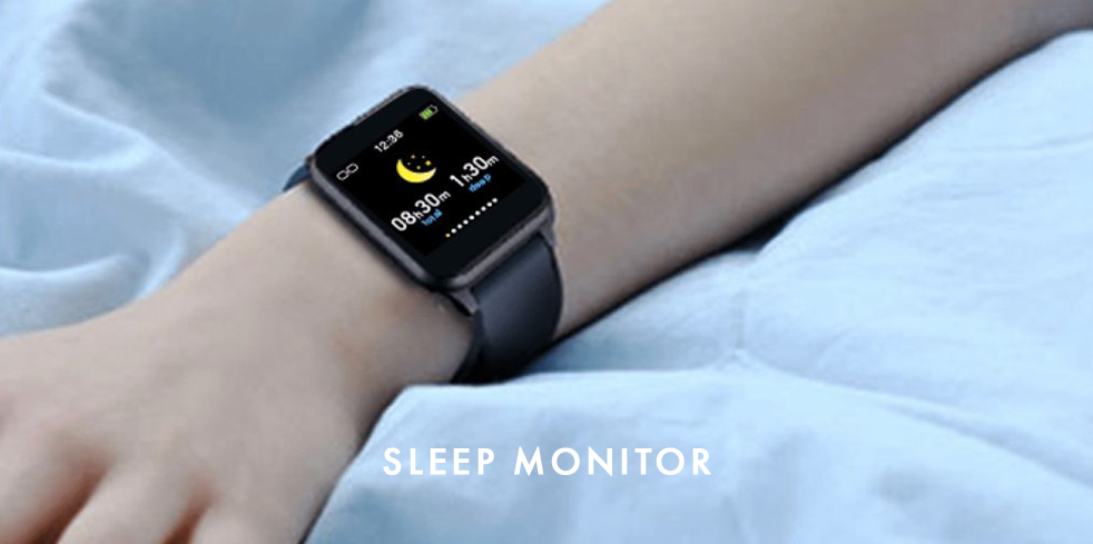 Alfred Sung Fitness Tracker - Sleep Monitor