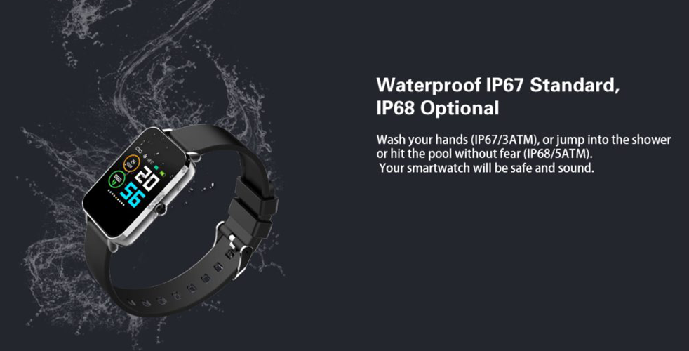 Alfred Sung Fitness Tracker - Waterproof