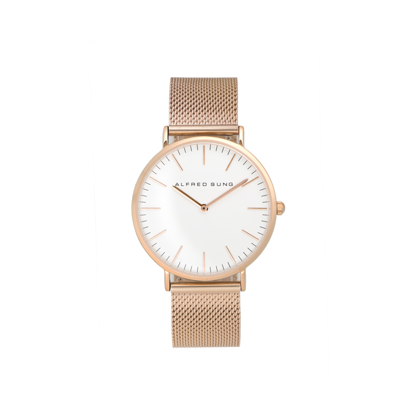 41mm Ultra Slim Watch - Alfred Sung