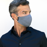 Shirting Face Mask 3-Pack - Alfred Sung