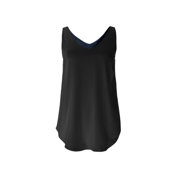 Double Layer Tank - Alfred Sung