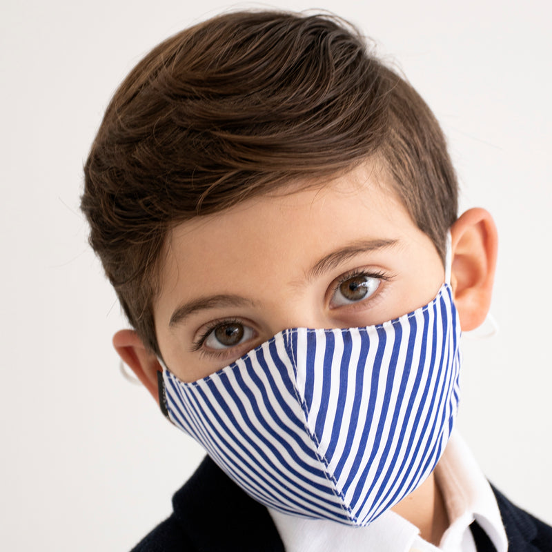 Kids Shirting Face Mask 3-Pack - Alfred Sung