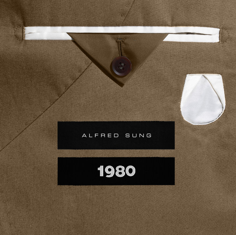 Taylor Jacket - Alfred Sung