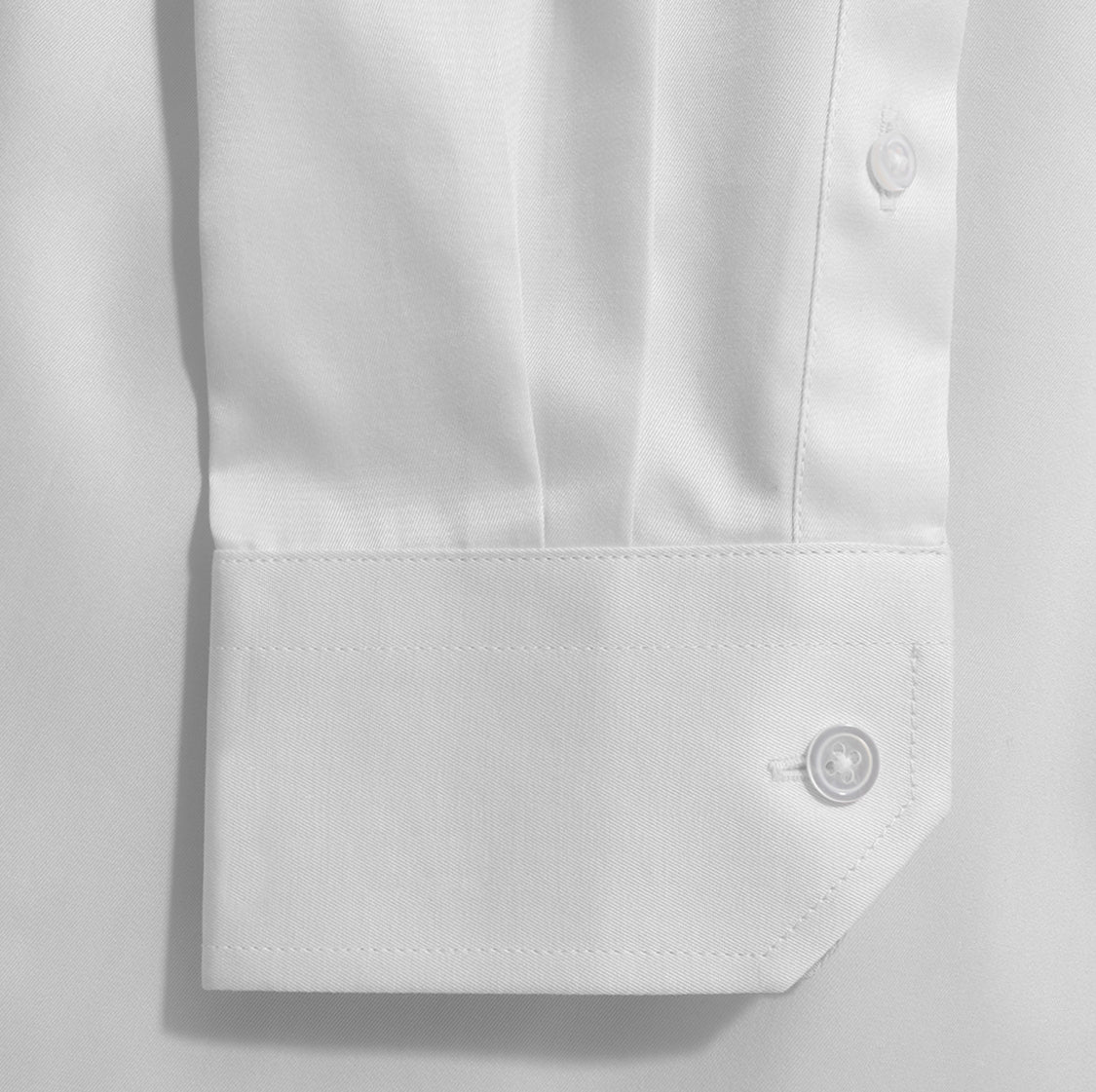 Alfred-Sung-Classic-Mens-Shirt-Monogram-White