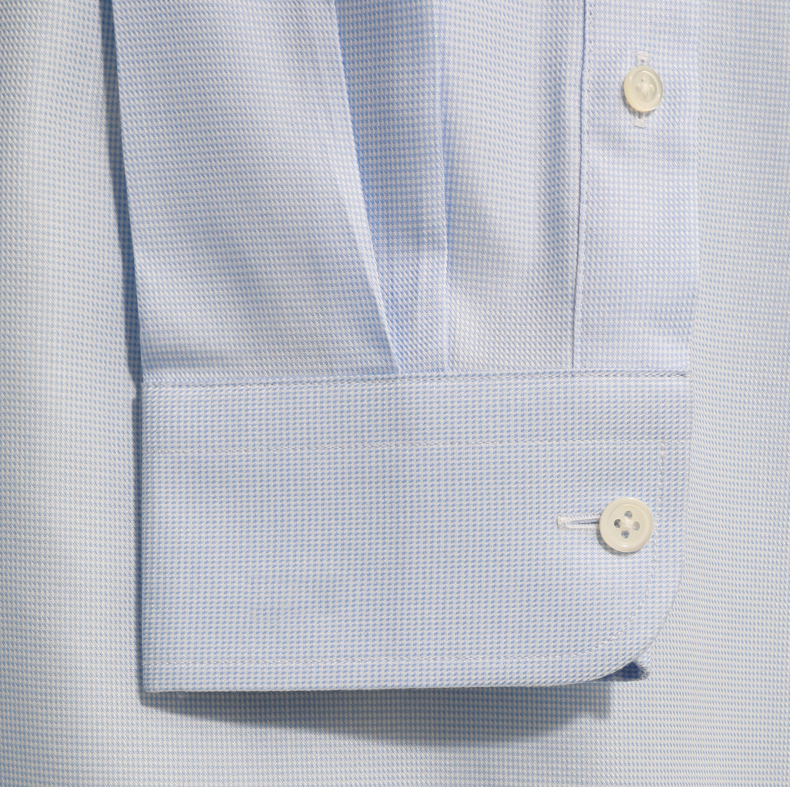 Alfred-Sung-Blue-Silk-Modern-Shirt-Monogram