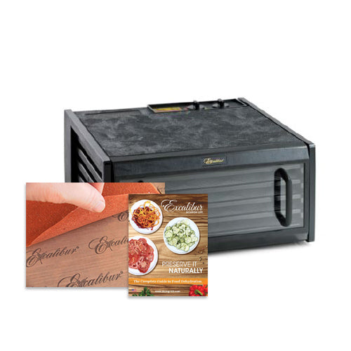 Excalibur Dehydrator 3526TCDB  Bundle Deal