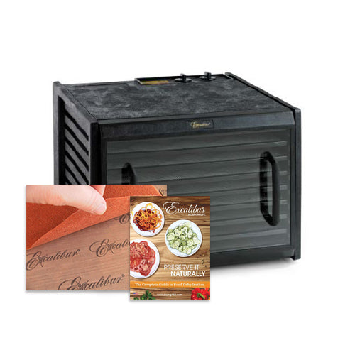 Excalibur Dehydrator 3926TCDB Bundle Deal