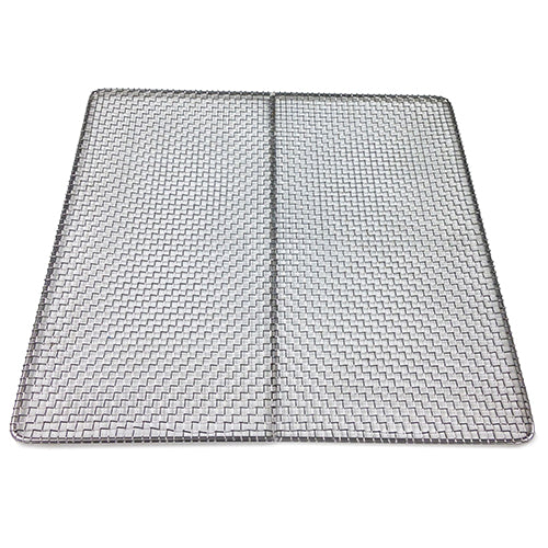 "100% Stainless Steel Replacement Tray 15""x15"""