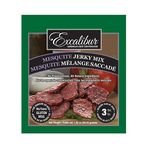 Mesquite Jerky Mix 1-pack