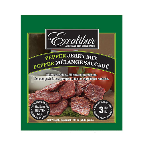Pepper Jerky Mix 1-Pack