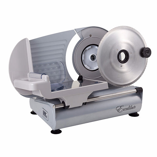 "8.7"" Smooth Blade Meat Slicer (180W)"