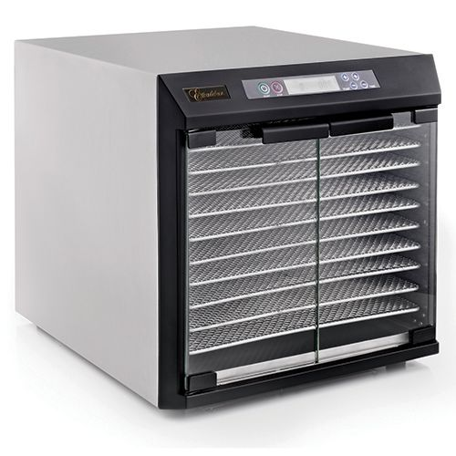 Excalibur 10-tray, Stainless Steel Dehydrator-Dehydrator-Excalibur Dehydrator