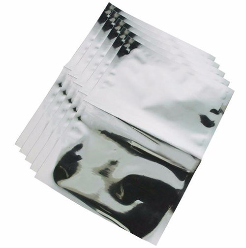 Mylar Food Bags 8 X 10 - reclosable 2.2 mil 5-Pack