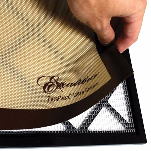 "Paraflexx™ Ultra Silicone Non Stick Drying Sheet 11""x11""-Drying Sheet-Excalibur Dehydrator"