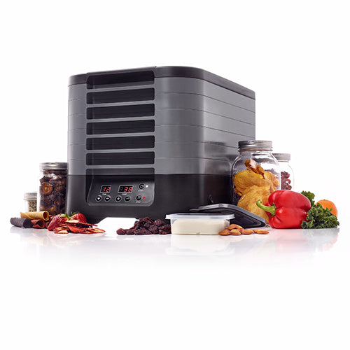 Excalibur 6-tray, Digital Stackable Dehydrator