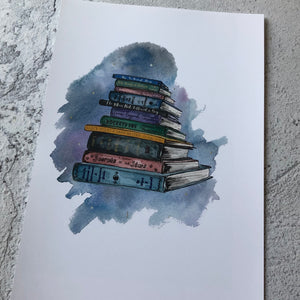 Space Books - Misprint/ Wrongly Sized