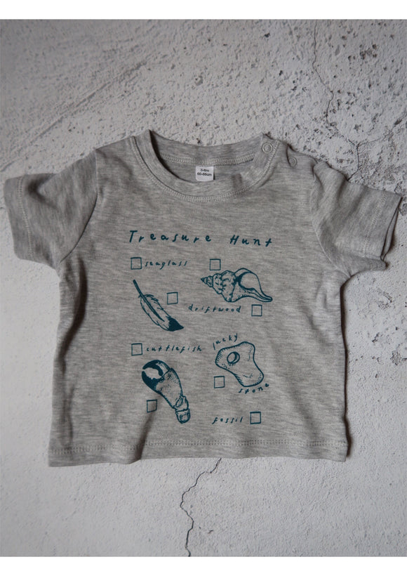 Beach Treasures Baby/Toddler T-Shirt