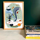 Storybook Adventures Art Print