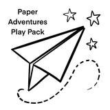 Paper Adventures Downloadable Play Pack