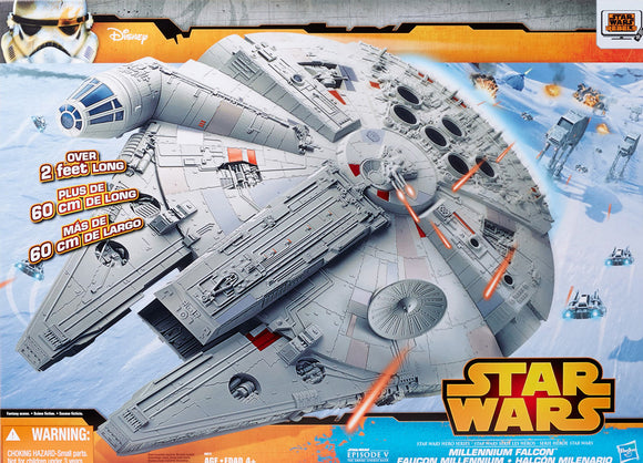 HASBRO HERO 1/48 MILLENNIUM FALCON UPGRADES