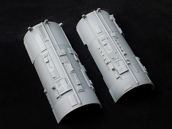 Port Engine Halves for Studio Scale Y-Wing